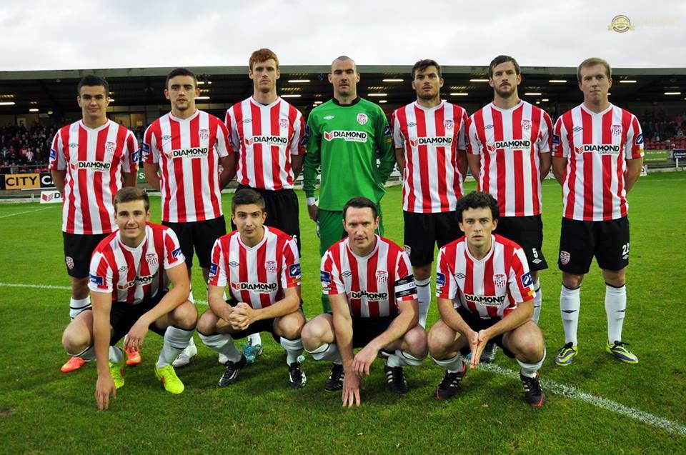 Derry City Vs Dinamo Minsk
