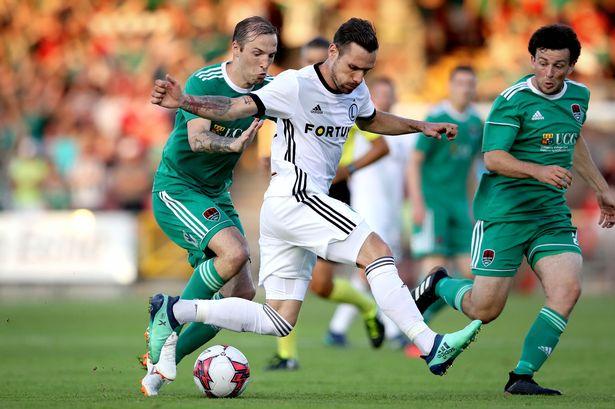Legia Warszawa vs Spartak Trnava