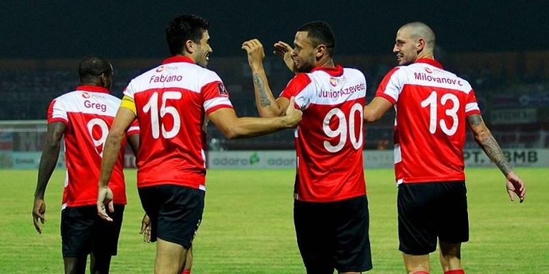 PSIS Semarang Vs Madura United