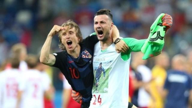 Rusia vs Kroasia
