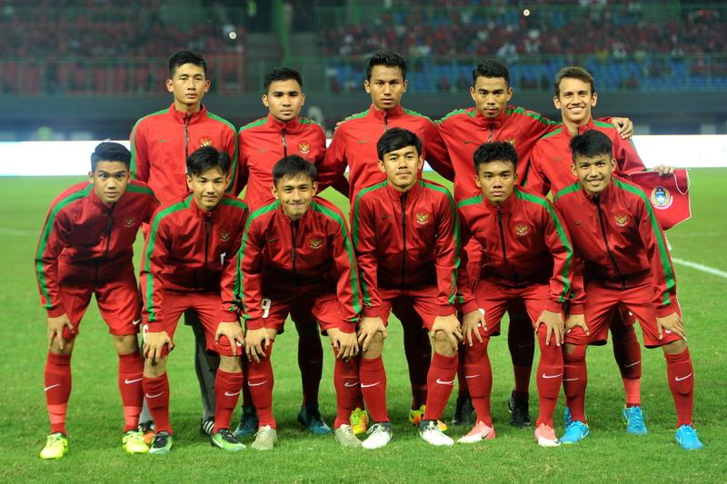 Thailand U-19 Vs Indonesia U-19