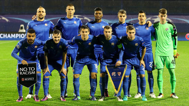 Dinamo Zagreb vs Young Boys