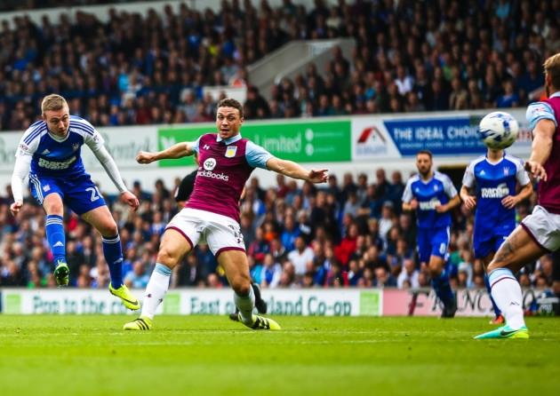 Ipswich Town Vs Aston Villa