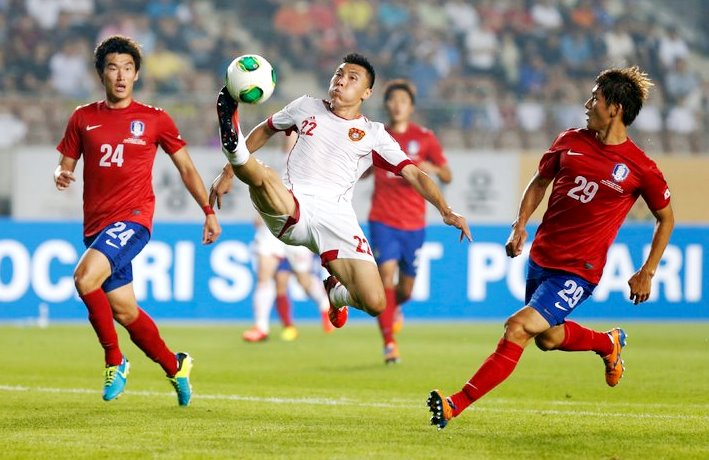 Korea Selatan vs Chile