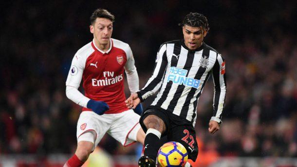 Newcastle United Vs Arsenal FC