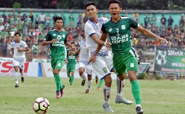 PSMS Medan VS PSIS Semarang