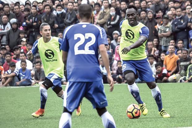Persib Bandung Vs Arema