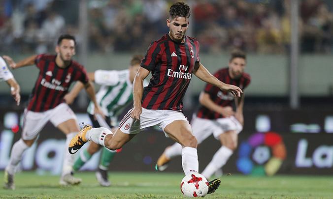 Prediksi Bola Akurat AC Milan vs Betis 25 Oktober 2018