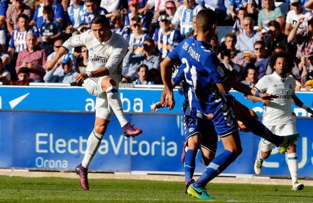 Prediksi Bola Akurat Alaves Vs Real Madrid 06 Oktober 2018
