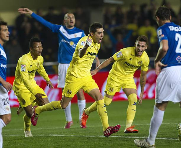 Prediksi Bola Akurat Almeria vs Villarreal 02 November 2018