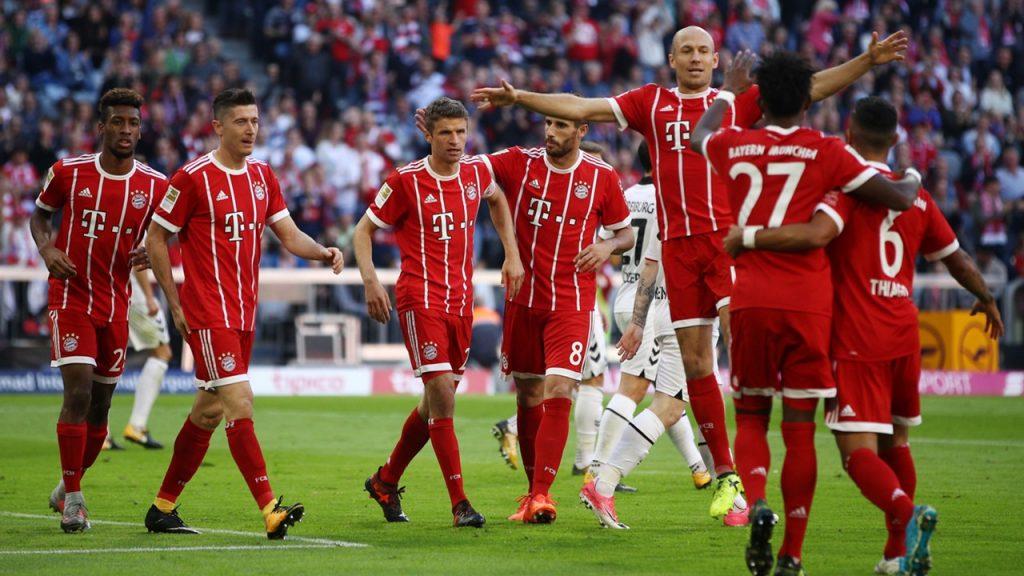 Prediksi Bola Akurat Bayern Munich vs Freiburg 03 November 2018