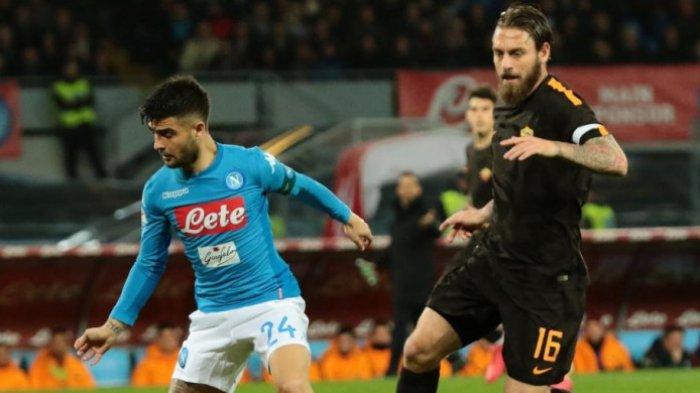 Prediksi Bola Akurat Napoli vs AS Roma 29 Oktober 2018