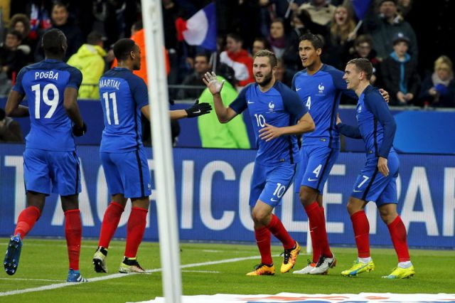 Prediksi Bola Akurat Perancis Vs Islandia 12 Oktober 2018