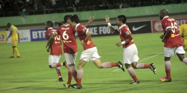 Prediksi Bola Akurat Persija Jakarta vs Barito Putera 30 Oktober 2018
