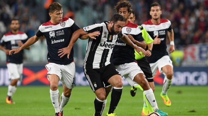 Prediksi Bola Akurat Juventus Vs Cagliari 04 November 2018