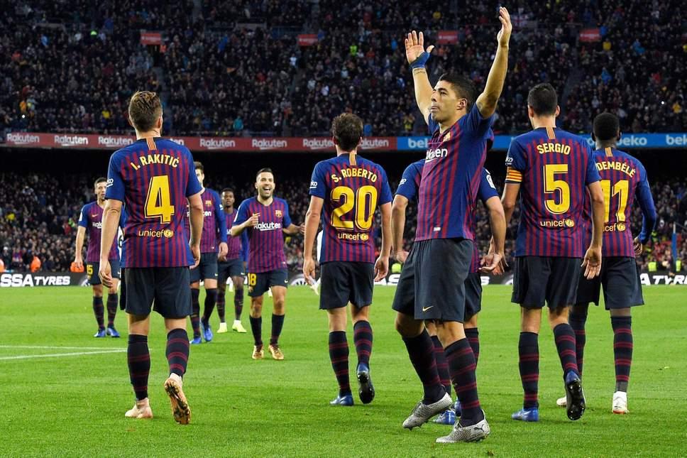Prediksi Bola Akurat Rayo Vallecano vs Barcelona 04 November 2018