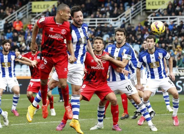 Prediksi Bola Akurat Real Sociedad vs Sevilla 05 November 2018